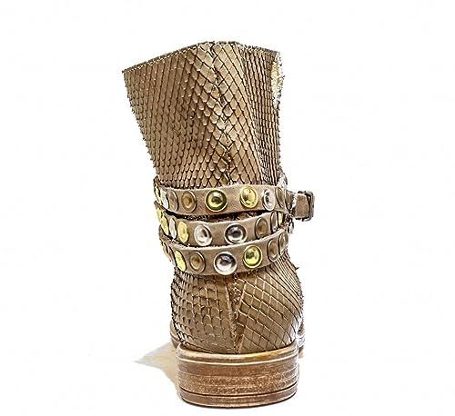 714999718574 Illusion Women s B101 Ankle Boots beige Size  6.5  Amazon.co.uk  Shoes    Bags