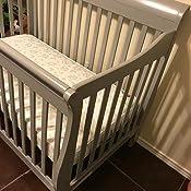 Amazon Com Delta Children Canton 4 In 1 Convertible Crib Espresso Cherry Baby