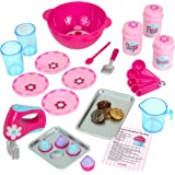 18 Inch Doll Baking Set Of 26 Pcs. Fits American Girl Doll Furniture, Mini