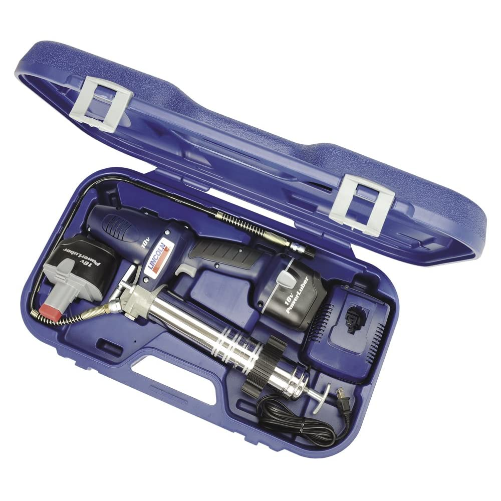 In Search For The Best Grease Gun For Your Toolbox