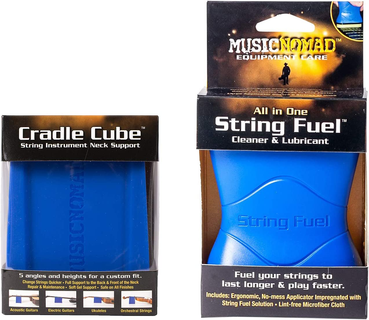 Limited Edision MN206 Cradle Cube String Instrument Neck Support