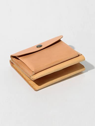 Leather Wallet 11-64-0360-966: Natural