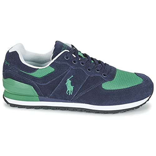 Ralph Lauren - Polo Slaton - Zapatillas - Newport Navy/English ...