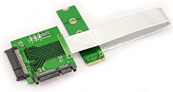 Kalea-Informatique – Convertidor adaptador U2 (68pin SFF-8639) a ...