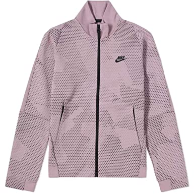 Nike Men s Sportswear Tech Fleece Jacket GX 1.0 886172 091 694 (Elemental  Rose e62d36d1a