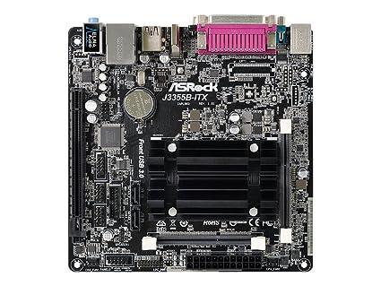 ASROCK J3355B-ITX DRIVERS UPDATE