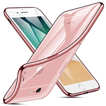coque iphone 6 fine rose