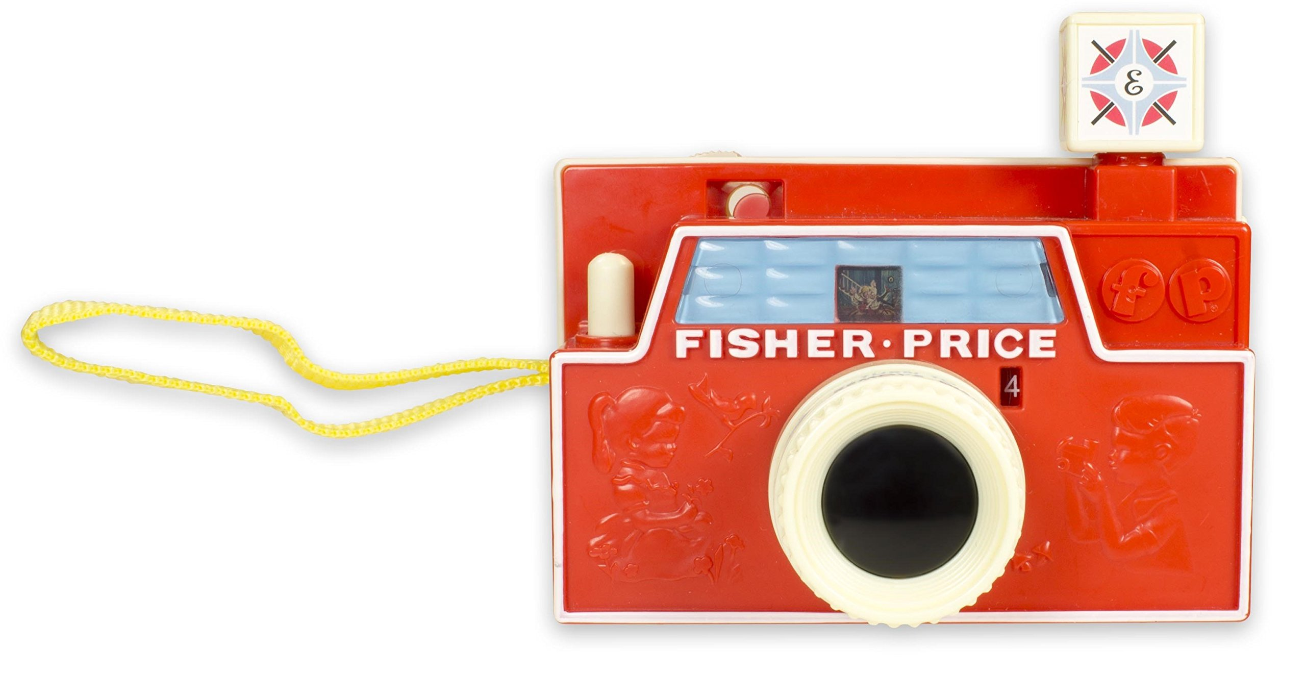 Fisher-Price Classic Changeable Picture Disk Camera by Fisher-Price (Image #1)