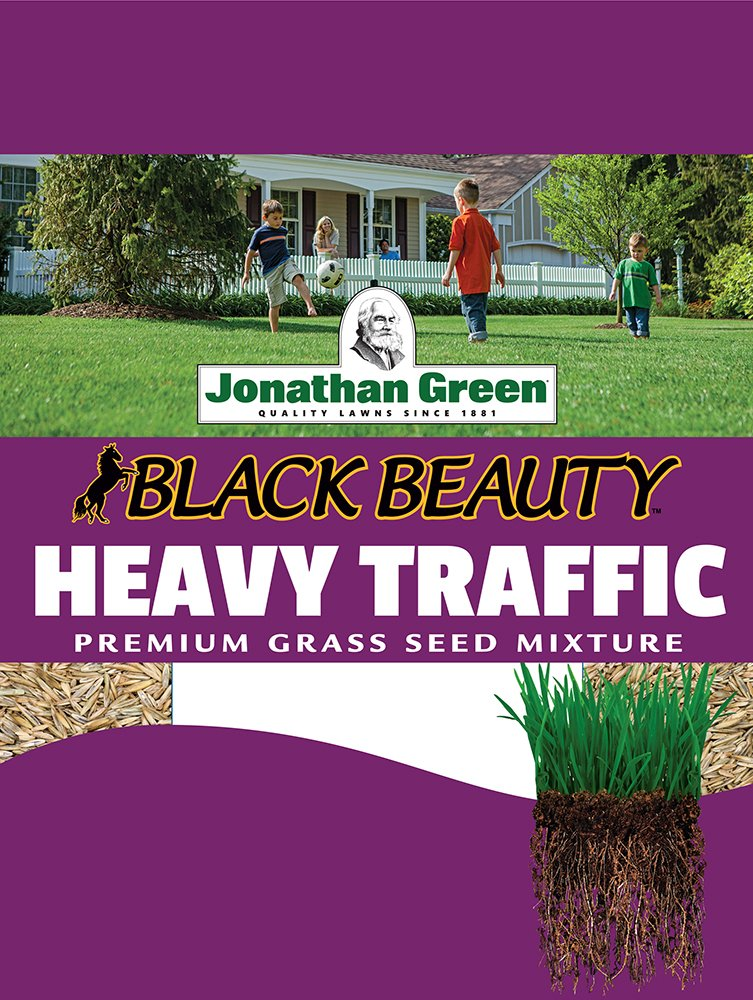 Jonathan Green Heavy Traffic Grass Seed, 25-Pound by Jonathan Green