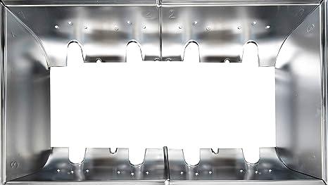 Campingaz InstaClean System - Juego de piezas de repuesto para barbacoas de gas 4 Series Classic y Woody, kit de limpieza de piezas de repuesto