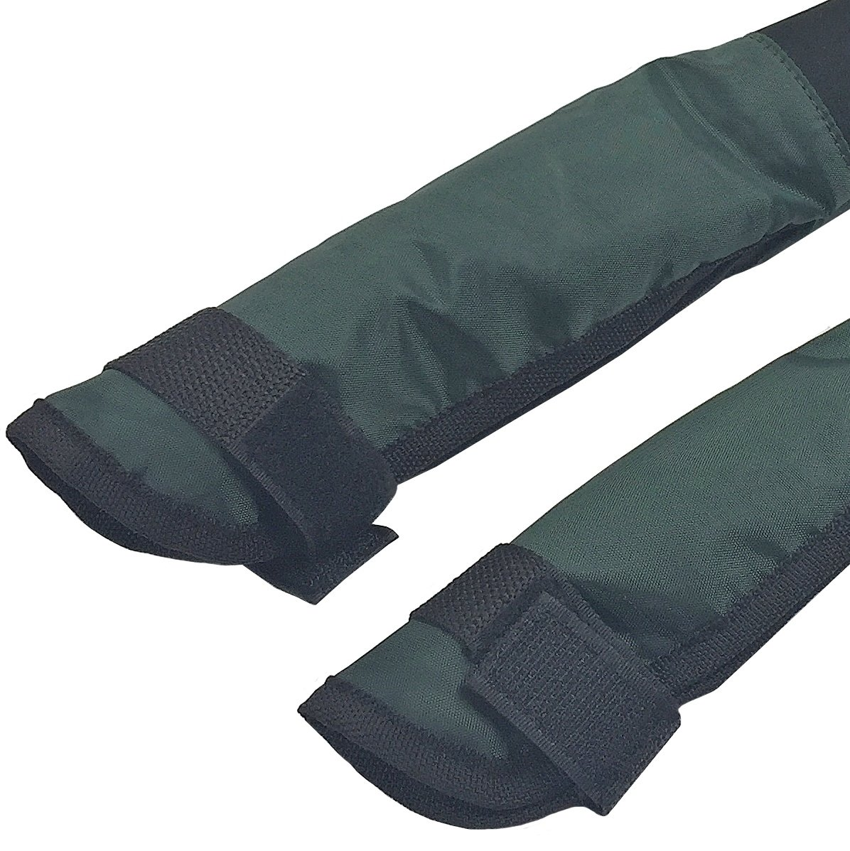 FLADEN 2 x Pack Fishing Rod TIP and BUTT Neoprene Protection Sleeves For Carp and Coarse Fishing 36-0019