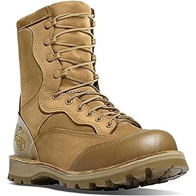 Danner Men's Marine Expeditionary 8 in. Hot Weather Boot & Knit Cap Bundle