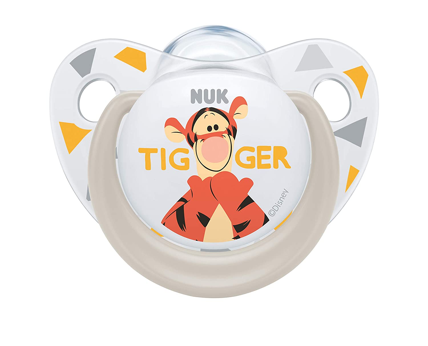 Amazon.com : NUK Disney Winnie The Pooh Silicone Soother ...
