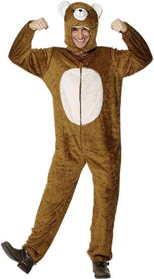 Generique - Disfraz de Oso para Adulto M: Amazon.es: Juguetes y ...