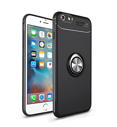 custodia iphone 6 plus con anello