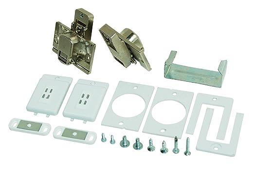 Bisagra de puerta (2 unidades) para lavadora Bosch equivalente al ...