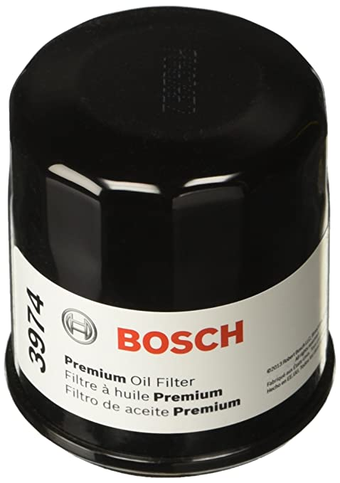 Amazon.com: Bosch Premium Filtech- Filtro de aceite, Premium ...