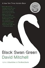 Black Swan Green Paperback