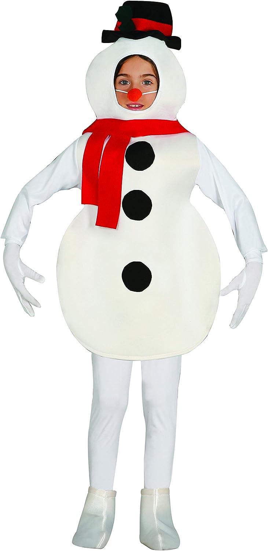 Disfraz de muñeco de nieve: Amazon.es: Juguetes y juegos