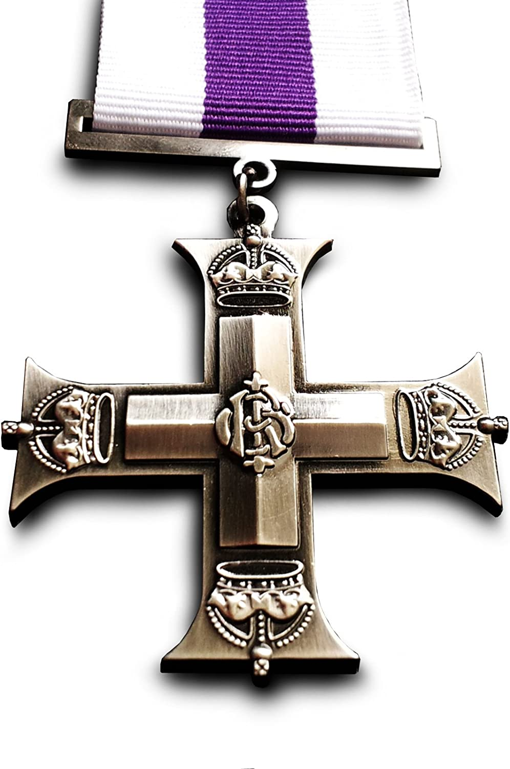 MEDALS FULL SIZE CONSPICUOUS GALLANTRY MEDAL STUNNING.