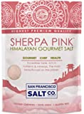 Sherpa Pink Gourmet Himalayan Salt, 10 lbs. Extra-Fine Grain. Incredible Taste. Rich in Nutrients and Minerals To Improve Your Health. Add To Your Cart Today.