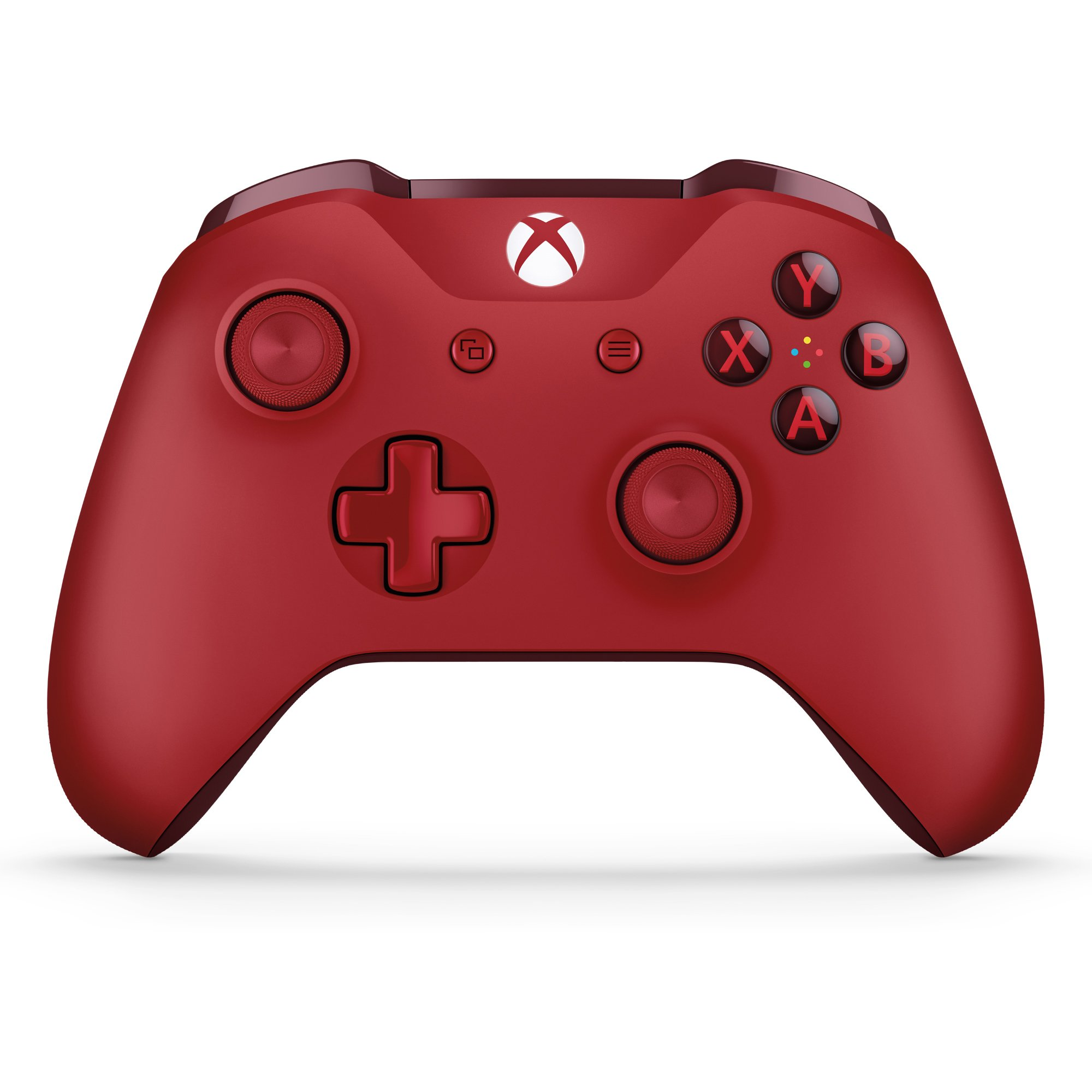 Xbox Wireless Controller - Red by Microsoft (Image #1)