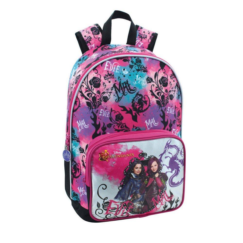 Descendientes 3252351 Mochila Escolar, 16.93 litros, Color Rosa: Amazon.es: Equipaje