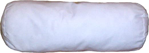 Amazon.com: 8 x 30 inch Bolster forma cilíndrica almohada ...