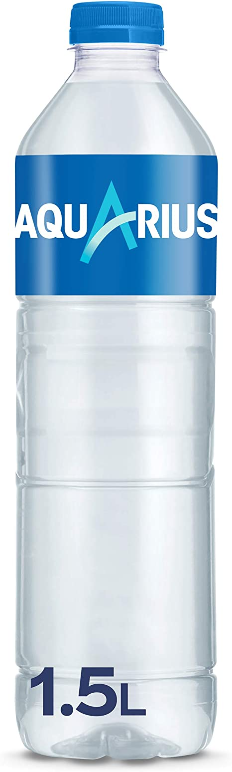 Aquarius Limón - Bebida funcional con sales minerales, baja ...