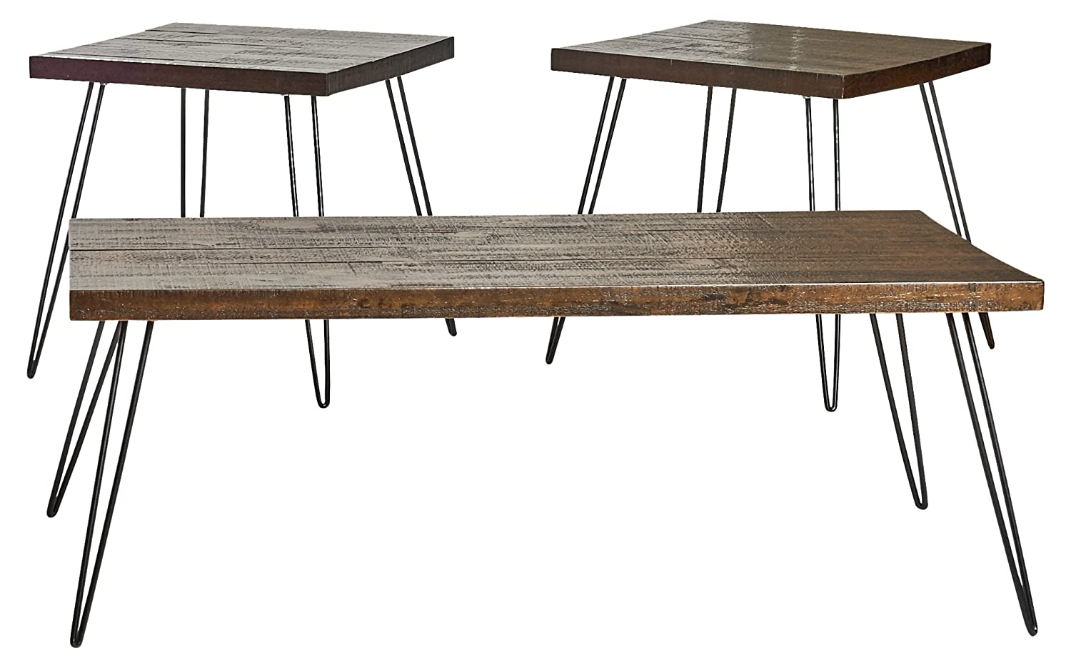 Joss And Main Nesting Tables Gallery Bar Height Dining