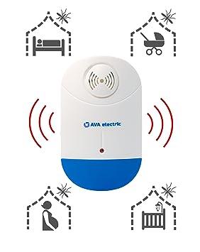 [diseño clásico] Ultrasonic Pest Control Repeller por Ava eléctrico [nueva tecnología] plug