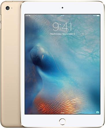 Royaume-Uni en gros bonne réputation Apple iPad mini 4 (Wi-Fi, 128Go) - Or (Modèle Précédent ...