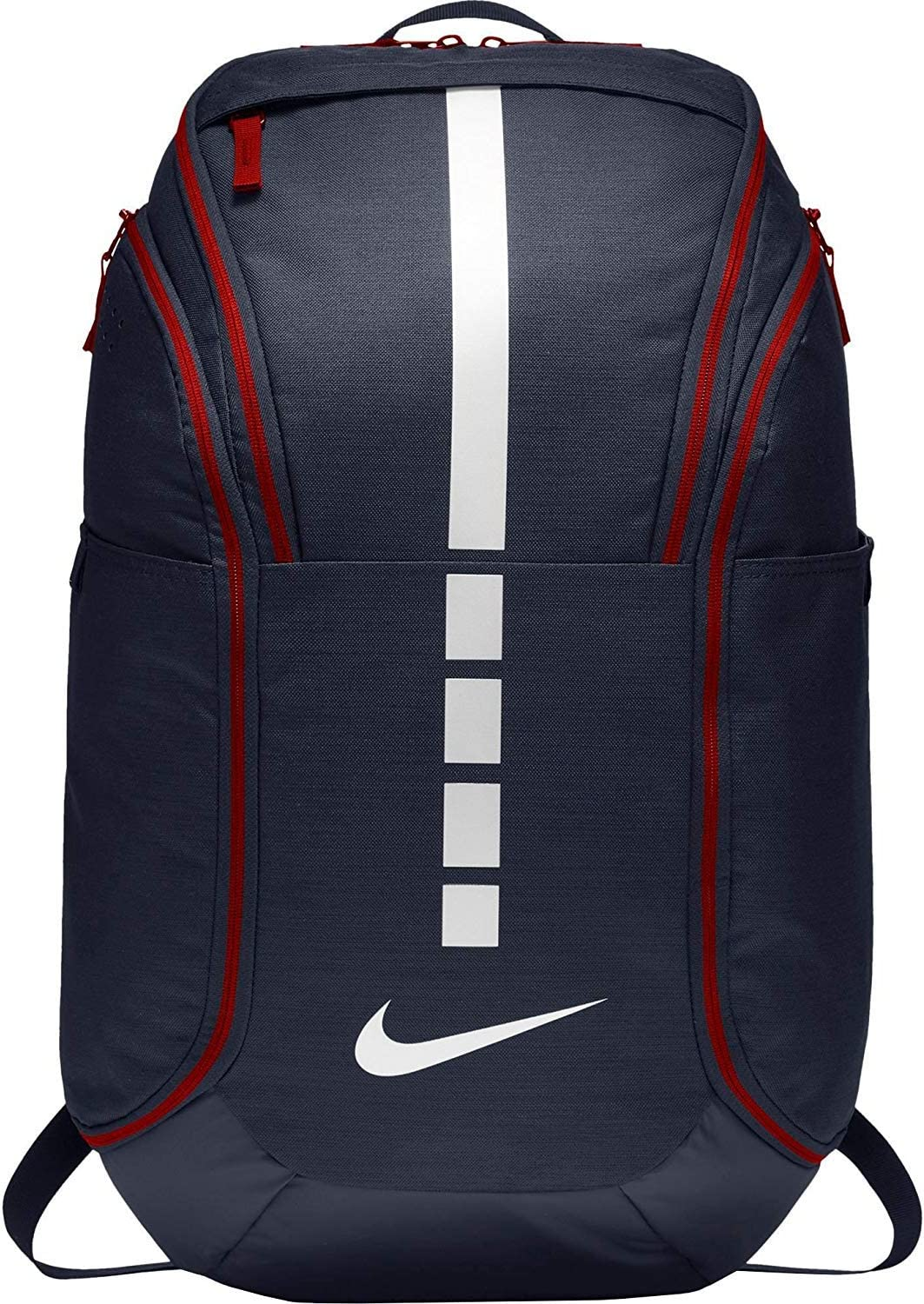 Nike Hoops Elite Hoops Pro Basketball Backpack Obsidian Blue/Red/White