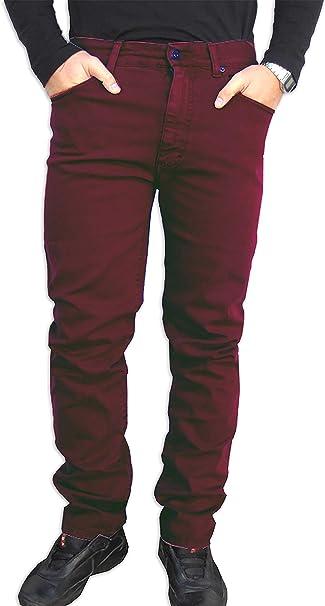Holiday Jeans Pantalone Modello Plat Autunno//Inverno Uomo Pilor dalla 48 alla 72 Taglie Grandi!