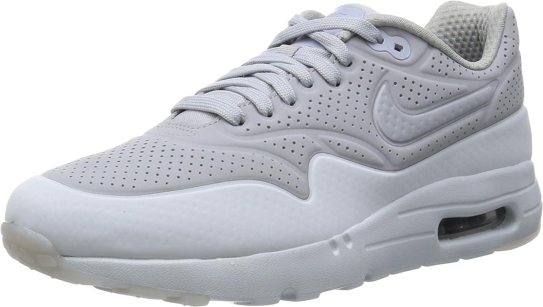 Nike Air MAX 1 Ultra Moire Zapatillas de Running, Hombre: Amazon.es: Zapatos y complementos