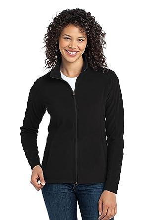 Port Authority Women&39s Microfleece Jacket at Amazon Women&39s Coats Shop