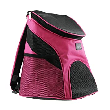 BAO CORE Pets Dog Puppy Cat Mesh Sling Carrier Bag Backpack for 3KG Small  Pets Dog Cat Kangaroo 683badc9bb21e