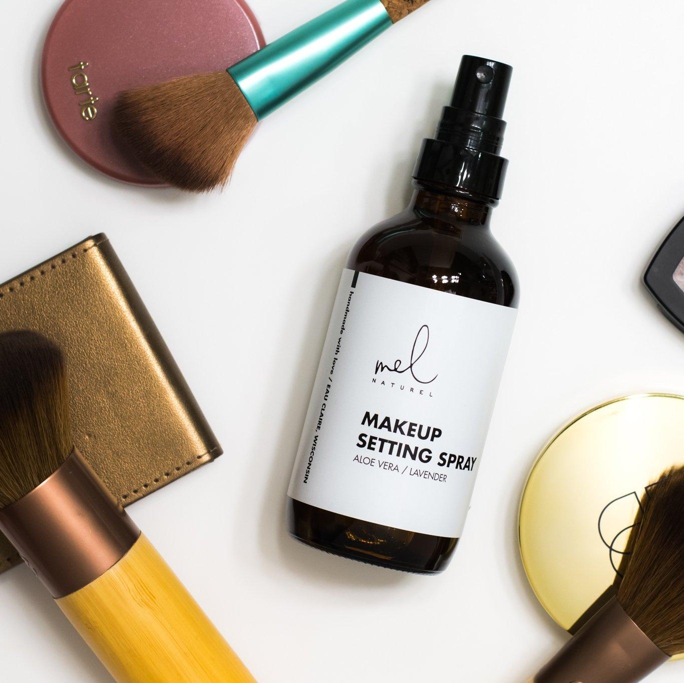 Melnaturel - Makeup Setting Spray