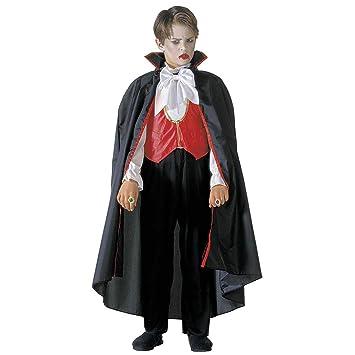 WIDMANN Video Delta Vampire Niño Traje de 128cm de los niños para los Disfraces de Halloween