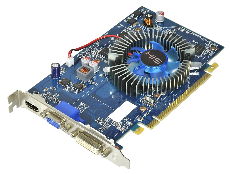 Amazon.com: HIS ATI Radeon HD4650 1 GB DDR2 VGA/DVI/HDMI PCI-Express Video  Card H465FS1GH: Electronics