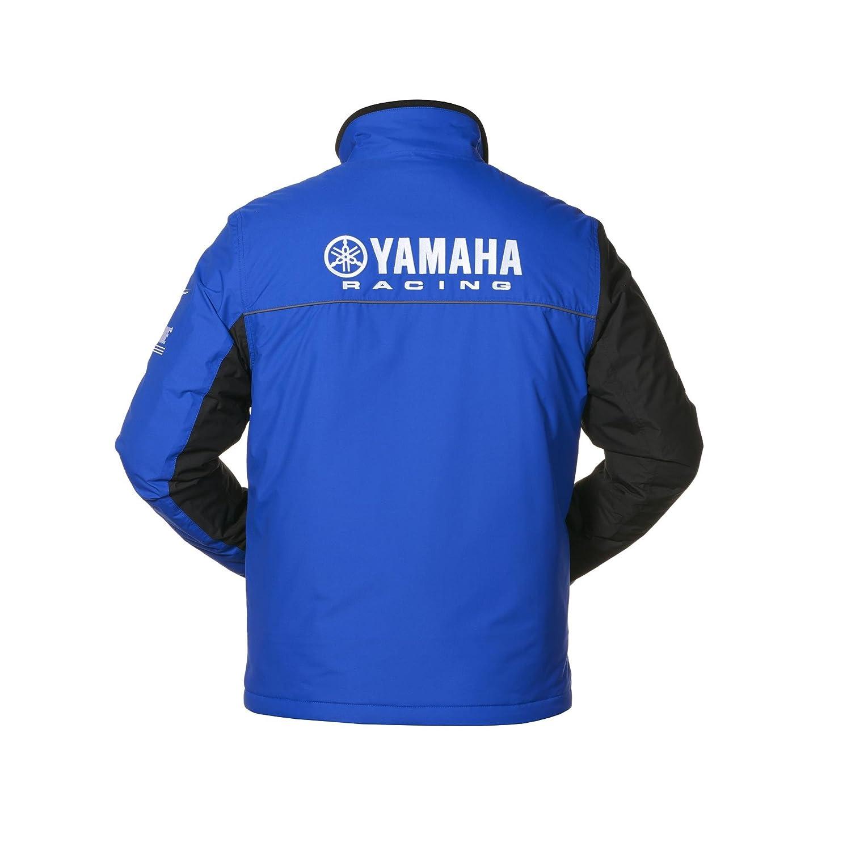 Chaqueta de Yamaha Paddock 2016 azul XXXL: Amazon.es: Ropa y ...