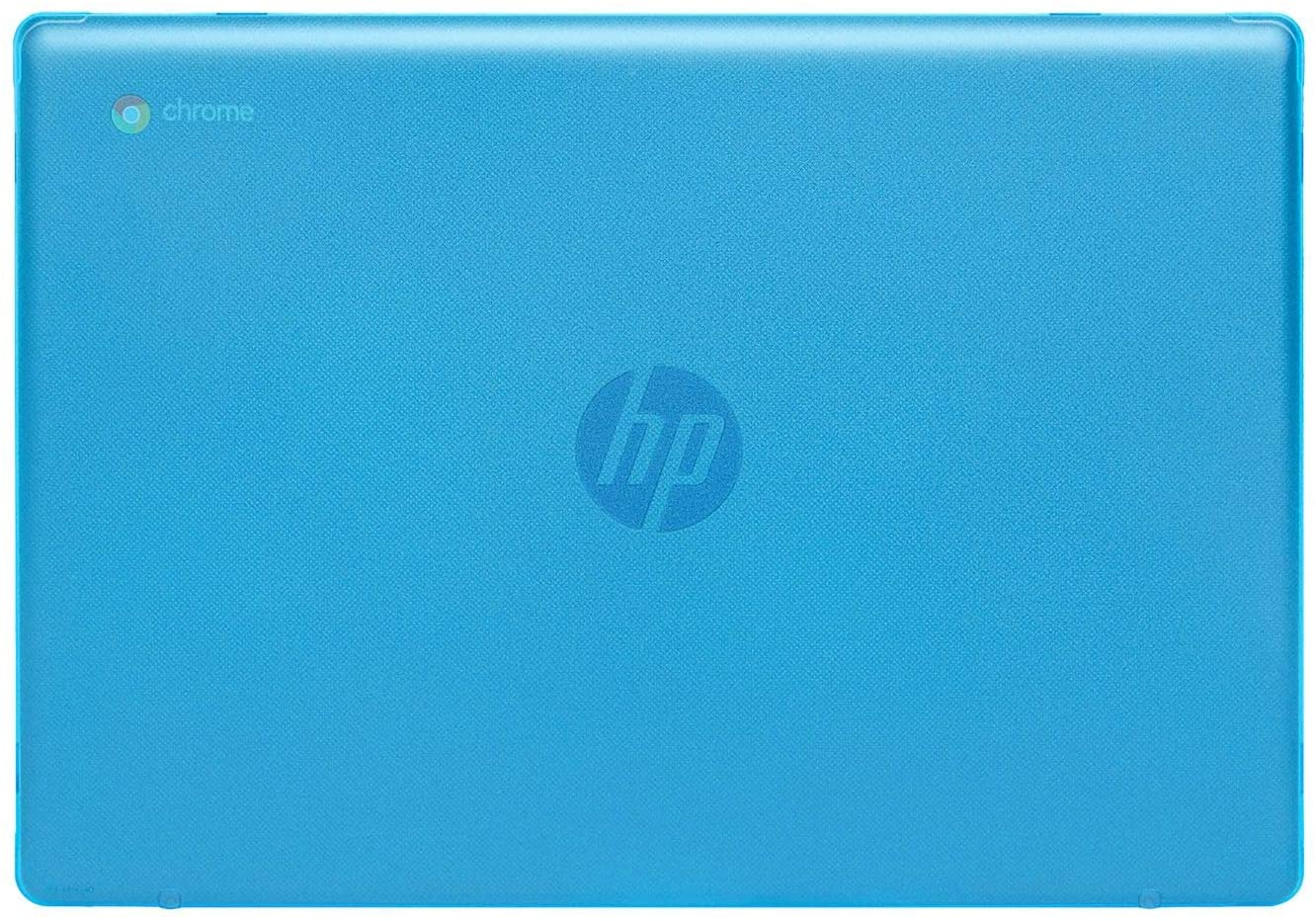"mCover Hard Shell Case for 2020 14"" HP Chromebook 14 G6 (NOT Compatible with Older HP C14 G1 / G2 / G3 / G4/ G5 Series) laptops (Aqua)"