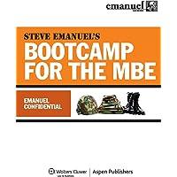 Steve Emanuels Bootcamp for the MBE (Emanuel Bar Review)