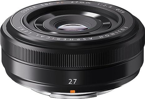 Fujifilm Fujinon XF Objektiv, 27 mm, F2.8, Schwarz