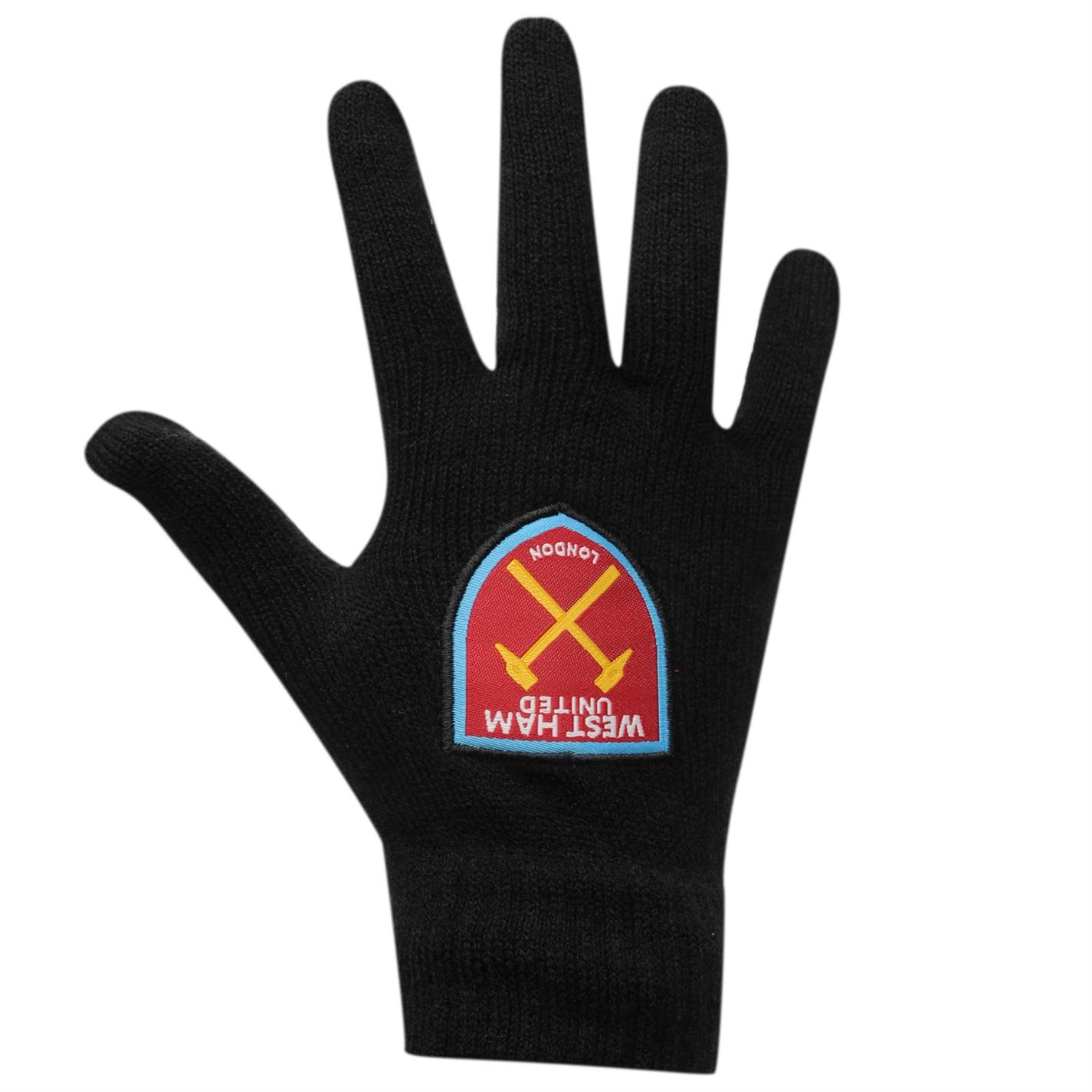Official Football Merchandise Gants en tricot /Équipe de foot