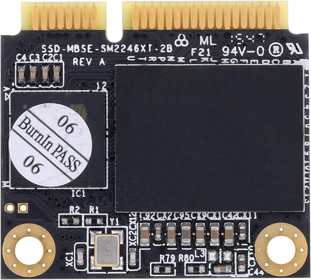 Festnight KingSpec MSATA Mini PCI-E 512G MLC Digital Flash SSD Solid State Drive Storage Devices for Computer PC Desktop Laptop