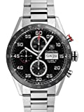 RELOJ TAG HEUER CARRERA CALIBRE 16 DAY-DATE AUTOMATIC CHRONOGRAPH 100 M 43 MM CV2A1R.BA0799