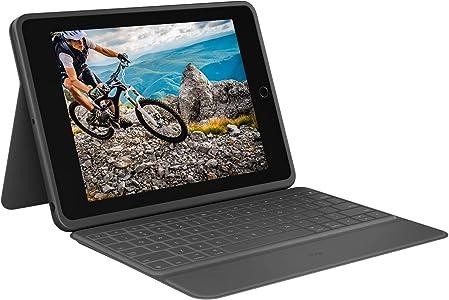 Logitech RUGGED FOLIO für iPad Schutzcase mit: Amazon.de