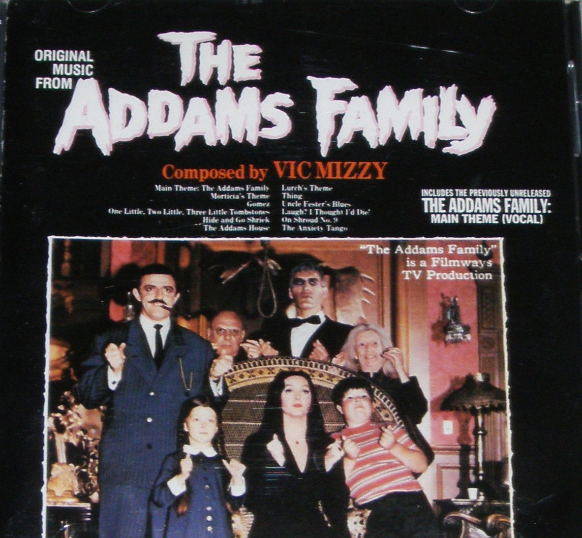 The Addams Family by RCA