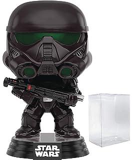 Funko Pop Star Wars: The Last Jedi Supreme Leader Snoke #199 Vinyl Figure Bundled with Pop BOX PROTECTOR CASE